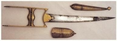 wootz steel sword