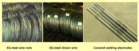 EQ steel