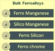 Bulk Ferroalloys