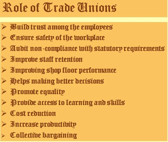 what are trade unions for essay Trade unions uk essay history of trade unions essay – uk essays can be seen to have begun in the industrial revolution,.