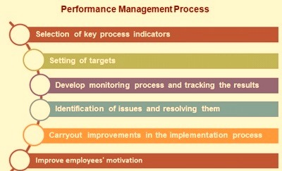 Componenets of performance management process